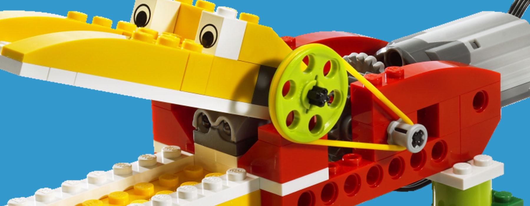 Legokrokodil