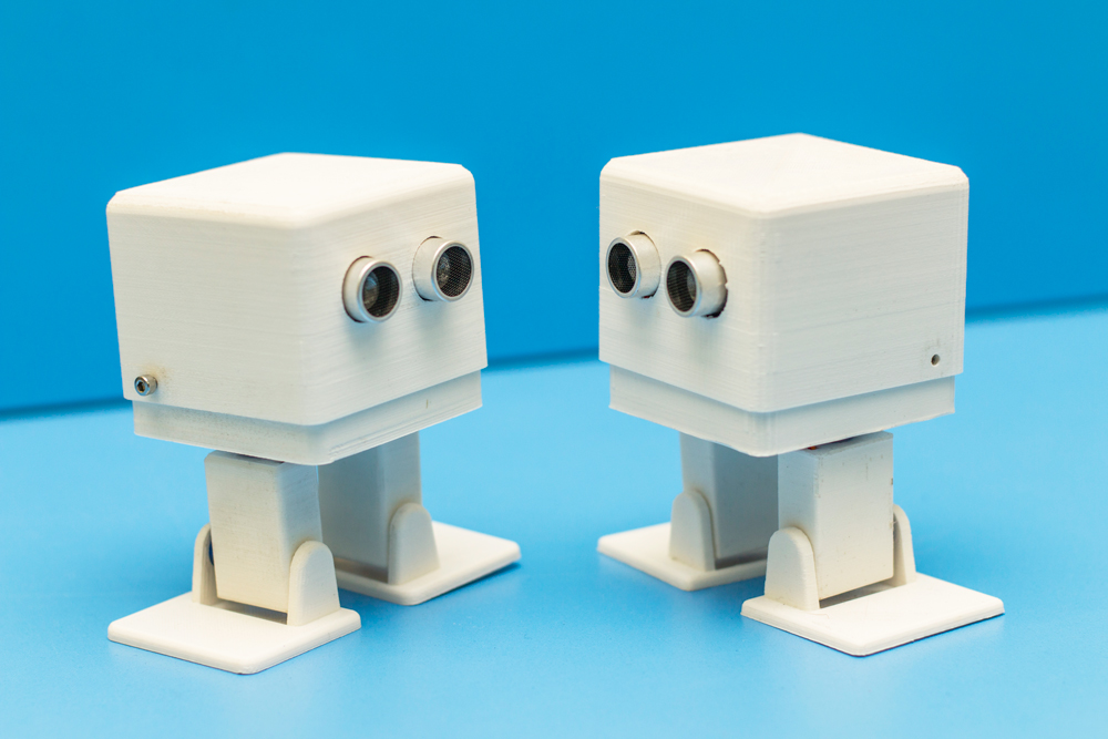 Mini-Zowi robot